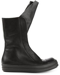 Rick Owens Casual Boots - Lyst