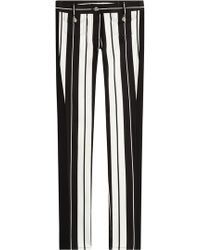 Roberto Cavalli | Striped Pants - Stripes | Lyst