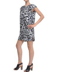 MM6 by Maison Martin Margiela Short-Dress - Lyst