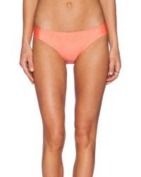 Ella Moss Primrose Bikini Bottom - Lyst
