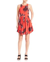 Free People | Flutterby Dress | Lyst