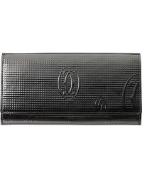 Cartier Happy Birthday 12 Slot Credit Card Wallet - Lyst