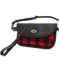 Pendleton - Convertible Belt Bag - Rob Roy Red - Lyst