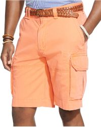 Polo Ralph Lauren Relaxed-Fit Classic Cargo Short - Lyst
