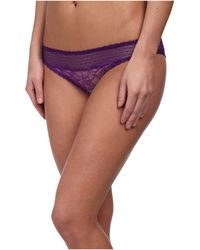 Stella McCartney Giselle Charming Bikini Brief S30-171 - Lyst