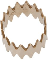 Annelise Michelson - 'Phalanx Carnivore' Ring - Lyst