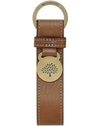 Mulberry - Brynmore Keyring - Lyst