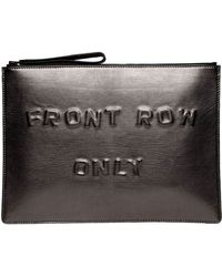 Boyy Front Row Only Clutch - Lyst