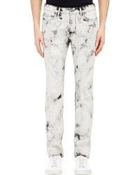 Marc By Marc Jacobs | Acid Wash Jeans | Lyst