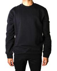 Raf Simons | Black Sweatshirt | Lyst