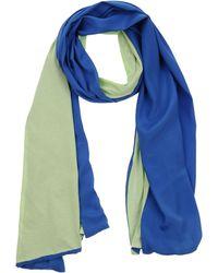 Blue Les Copains - Stole - Lyst
