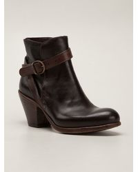 Fiorentini + Baker Brown Paige Boots - Lyst