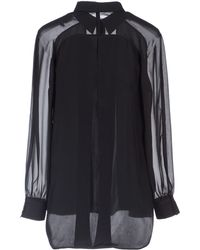 Alice By Temperley Shirt black - Lyst