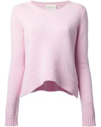 Dondup Crew Neck Sweater - Lyst