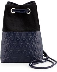 Reece Hudson - Bowery Small Bucket Bag - Lyst