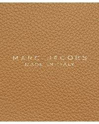 Marc Jacobs - Small Brown Incognito Leather Bag - Lyst