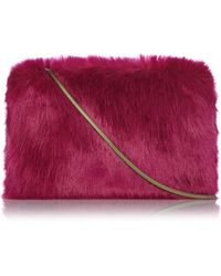 Helen Moore - Magenta Chain Cross Body Bag - Lyst