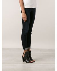 Citizens Of Humanity Arielle Midrise Skinny Jeans - Lyst