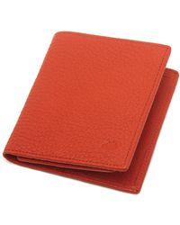Mulberry Mini Tri Fold Wallet - Lyst