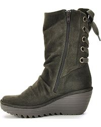 Fly London | Mid Shaft Boot | Lyst