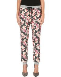 Markus Lupfer English Rose Jogging Bottoms - Lyst