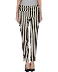 Jucca Casual Pants - Lyst