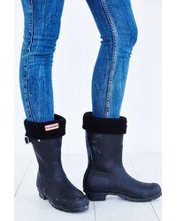 Hunter Short Boot Sock - Lyst
