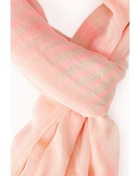 Forever 21 - Candy-coated Frayed Scarf - Lyst