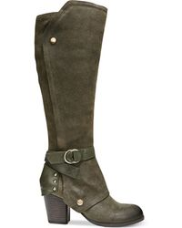 Fergie - Total Cuffed Knee-high Boots - Lyst