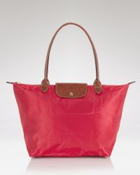 Longchamp Tote Le Pliage Large Shoulder - Lyst
