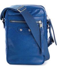 Balenciaga 'Reporter' Messenger Bag - Lyst