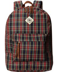 Obey Outsider Backpack - Lyst