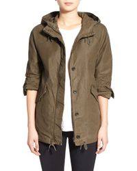 Madewell | Outbound Drawstring Hooded Jacket | Lyst