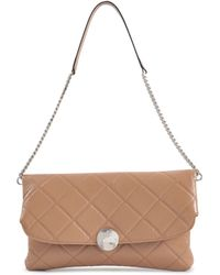 Marc Jacobs Jean Quilted Double Clutch - Lyst