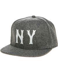 Reason The Ny Team Snapback Hat - Lyst