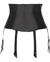 Cadolle - Raja Stretch-Satin And Mesh Waspie - Lyst