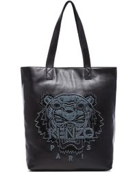 Kenzo Tiger Tote - Lyst
