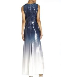 Peter Som - Ombrã© Sequin Gown - Lyst