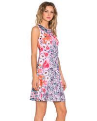 Clover Canyon - Poppy Blossoms Dress - Lyst