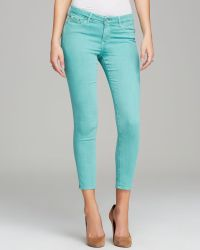 Big Star - Jeans Alex Crop in Aquamarine - Lyst