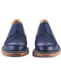 Foot The Coacher - Curt Leather Derby Shoes - Lyst