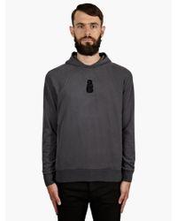 Paul Smith Mens Monkey Motif Cotton Hooded Sweatshirt - Lyst