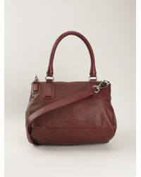Givenchy Purple Pandora Tote - Lyst