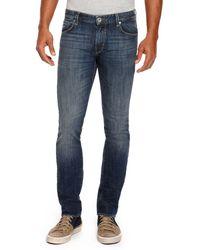 Boss Orange Orange 63  Slim Fit 12 Oz Cotton Jeans - Lyst