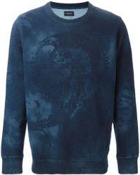 Diesel 'S-Luky' Sweatshirt - Lyst