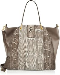 Maiyet - Peyton Large Cobra And Leather Tote - Lyst