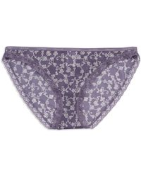 Calvin Klein Bottoms Up Bikini Panties - Lyst