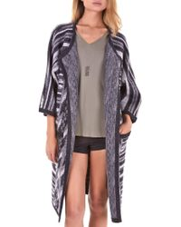 House Of Harlow Arlo Cardigan - Lyst