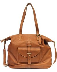 Lucky Brand - Medine Leather Tote - Lyst