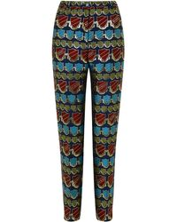 House Of Holland Top Nosh Cigarette Suit Trousers - Lyst